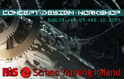 ConceptDesignWorkshop in Ireland